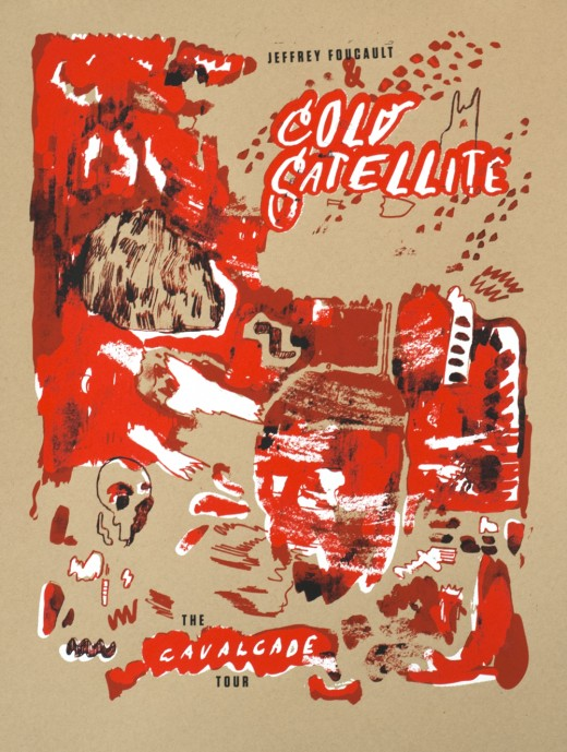Maseman-ColdSatellite-poster