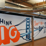 Mural for Big Commerce SF