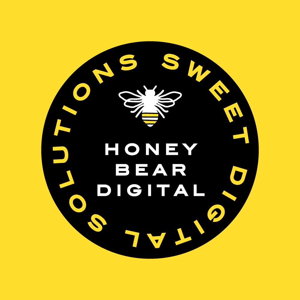 honey-bear-digital-brand-social-icon